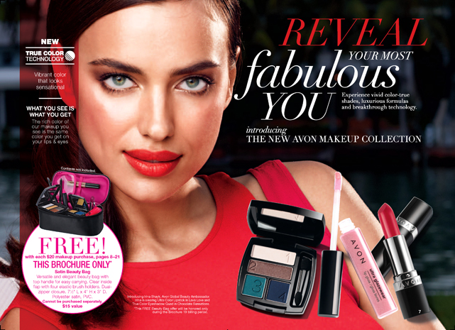 categories: Avon Campaigns , Avon Catalogs