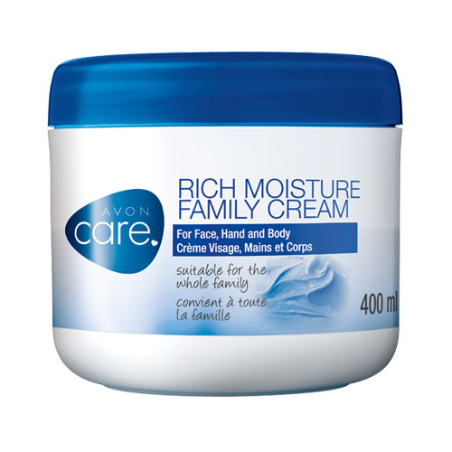 Avon Care Family Rich Moisture Family Cream