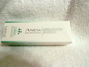 Anew Clinical Absolute Hand Cream SPF15 with DSX by Avon