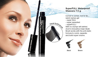Avon SuperFULL Mascara